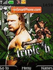 Triple H 02 theme screenshot
