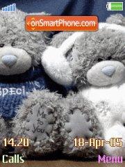 Bears tema screenshot