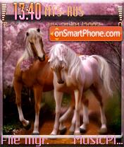 HorsesLove es el tema de pantalla