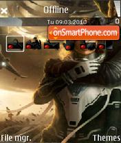 Inovative v2 theme screenshot