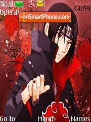 Itachi theme screenshot