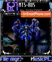 Warcraft Dot A es el tema de pantalla