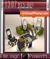 Nokia Toys theme screenshot
