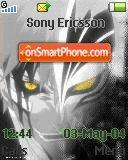 Tema bleach theme screenshot