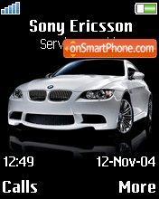 BMW M3 05 es el tema de pantalla