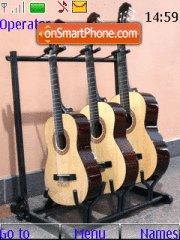 Other guitars 2 tema screenshot