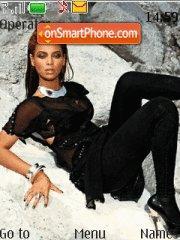 Beyonce 03 es el tema de pantalla