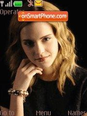 Emma Watson 13 es el tema de pantalla
