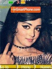 Chema Malini theme screenshot