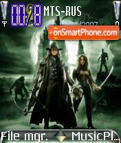 Van Helsing es el tema de pantalla