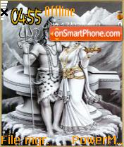 Shiv Parvati es el tema de pantalla
