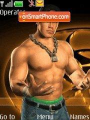 John Cena 06 theme screenshot
