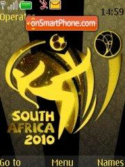 Fifa 2010 Icons tema screenshot