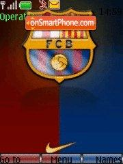 Barca 04 theme screenshot