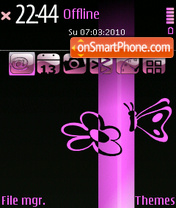 SpringPink theme screenshot