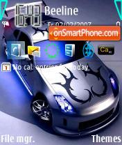CarMix theme screenshot