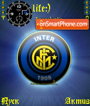 Inter theme screenshot