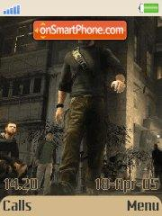 Splinter cell: Conviction es el tema de pantalla
