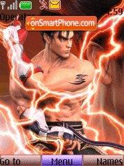 Tekken 5 01 tema screenshot