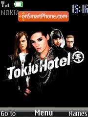 Tokio Hotel 11 theme screenshot