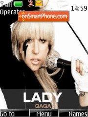 Lady Gaga 02 es el tema de pantalla