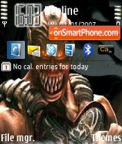 Baraka theme screenshot