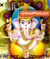 Ganesh 05 theme screenshot