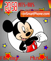 Micky theme screenshot