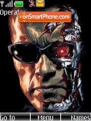 Terminator 06 Theme-Screenshot
