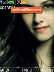 Kristen Stewart 02 Theme-Screenshot