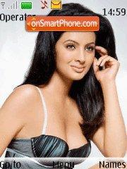 Geeta Basra theme screenshot