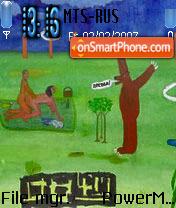 Medved tema screenshot