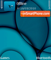 Abstract by riajss theme screenshot