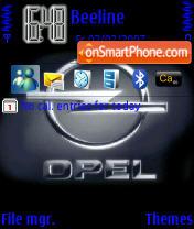 Opel 91 es el tema de pantalla