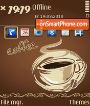 Coffee (ipaper) theme screenshot