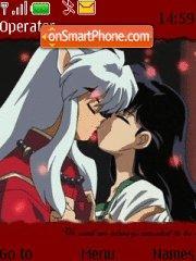 Inuyasha 5 theme screenshot