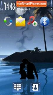Lovenight tema screenshot