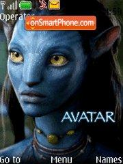 Avatar 2020 theme screenshot