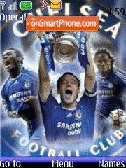 Chelsea 2011 theme screenshot