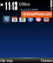 Styletechblog theme screenshot