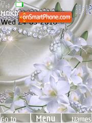 Lily.diamond(swf 1.0) tema screenshot