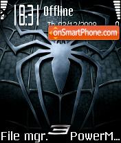 Spidey Logo theme screenshot