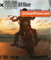 Godsmack 01 tema screenshot