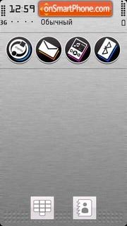 Aanex Esprile theme screenshot
