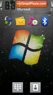 Windows Seven 05 theme screenshot