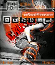 Crushed 01 theme screenshot