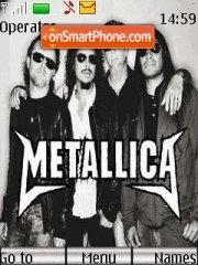Metallica 17 es el tema de pantalla