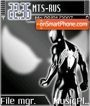 Symbiote tema screenshot