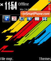 4C all theme screenshot