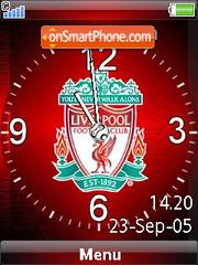Liverpool Clock es el tema de pantalla